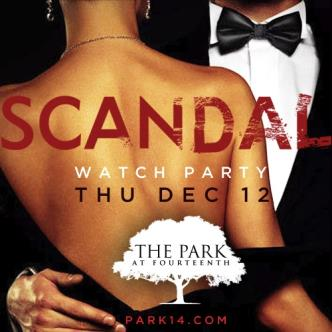 Scandal Watch Dinner Party: Main Image