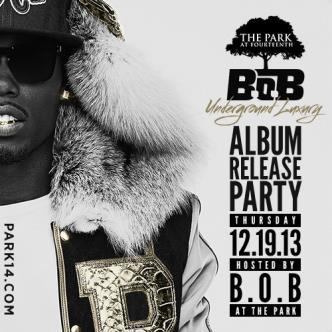 B.O.B Album Release: Main Image