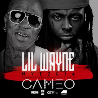 Lil Wayne NYE Celebration