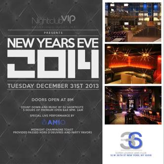 Suite 36 New Years Eve