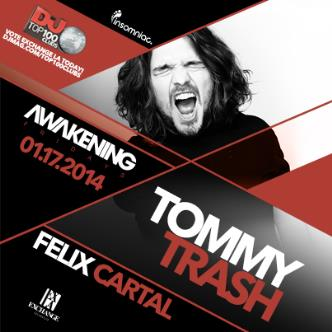 Tommy Trash & Felix Cartal: Main Image