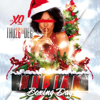 NUBIAN BOXING DAY BASH
