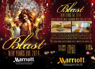 Blast NYE at the Centerpoint