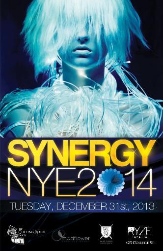 SYNERGY NYE2014