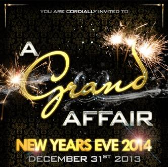 A GRAND AFFAIR NYE 2014