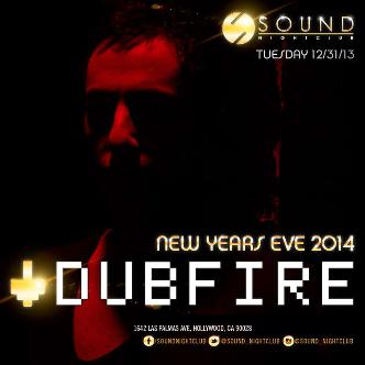NYE at Sound with Dubfire
