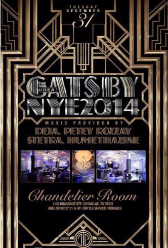 Gatsby NYE 2014