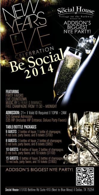 Be Social 2014