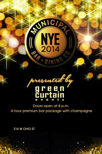 New Year's Eve @ Municipal