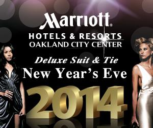 Marriott NYE Oakland 2014