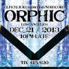Winter Soulace (ORPHIC - L.A.) at Studio East