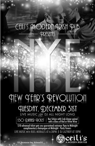 NYE 2014 Revolution Richmond