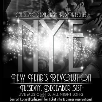 NYE Revolution 2014 Southland