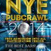 Dec 28 Boston PubCrawl NYE @ The Times Irish Bar and Restaurant