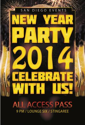 NYE All Access Package