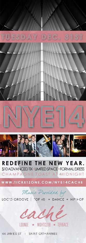 NYE 14 - Redefine the New Year