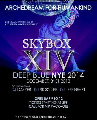 DEEP BLUE NYE 2014
