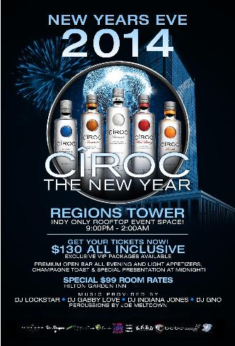 CiROC the New Year 2014