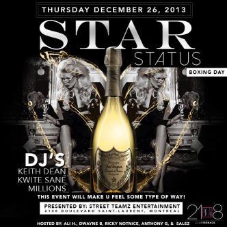 Star Status @ 2108 (Hotel10)