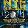 New Years Eve PubCrawl @ Midtown Drinkery