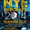 New Years Eve PubCrawl at Midtown Drinkery