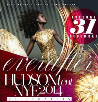 NYE BASH at HUDSON LOUNGE