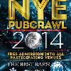 Dec 31 Chicago PubCrawl NYE