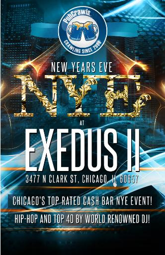 Exedus II Chicago New Year's