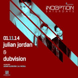 Julian Jordan + Dubvision: Main Image