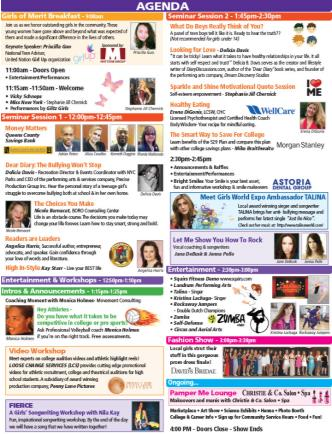 Girls World Expo QUEENS NY: Main Image