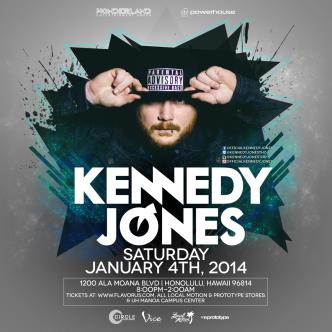 KENNEDY JONES HAWAII: Main Image