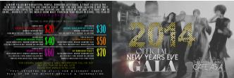 The 2014 New Years Eve Gala