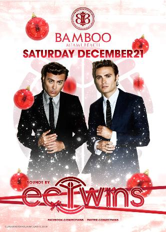 EC Twins at Bamboo Miami