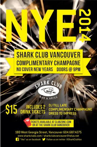 No Cover New Years