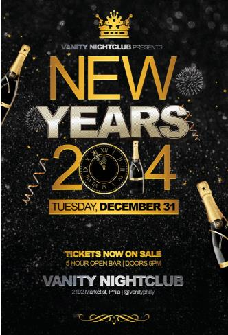 New Year's Eve at Vanity