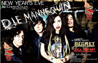 NYE with Die Mannequin!