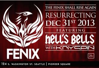 Hell's Belles NYE 2014