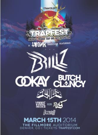 TRAPFEST 2014 (Denver, CO): Main Image