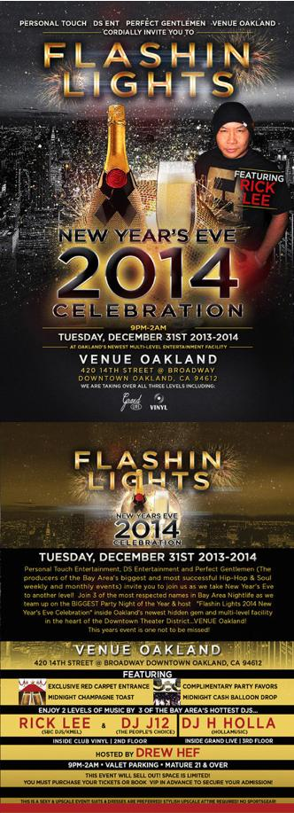 FLASHIN LIGHTS 2014