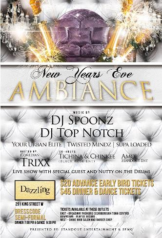 Ambiance NYE 2014
