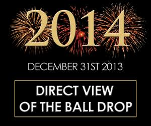 Supernova Ball Drop 2014
