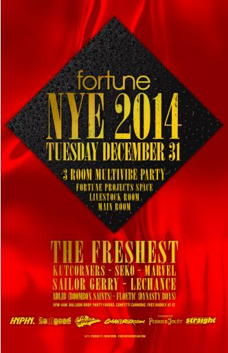 FORTUNE NYE x SLOW JAM SUNDAYS