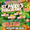 Boston Saint Paddy's Pub Crawl at The Times Irish Bar and Restaurant