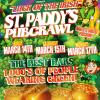 Chicago Saint Paddy's PubCrawl at Flaco's Tacos