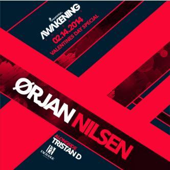Awakening ft. Orjan Nilsen: Main Image