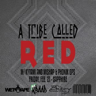 A Tribe Called Red w/ Kytami: Main Image