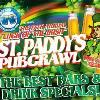 SF St. Paddy's Pub Crawl 3/15 at Extreme Pizza