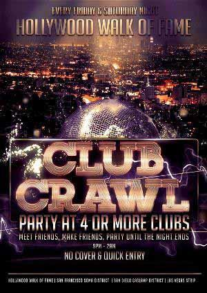 Club Crawl of Fame