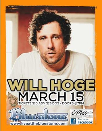 Will Hoge: Main Image
