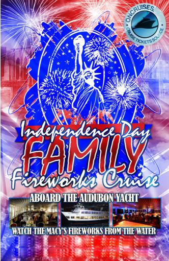 Independence Day-Audubon Yacht